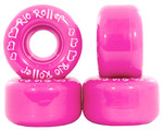 RIO ROLLER Coaster Wheel - 62x36mm/82A - Pink