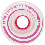 MOXI Gummy Wheel - 65x40mm/78A - Clear Pink