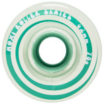 MOXI Gummy Wheel - 65x40mm/78A - Clear Teal