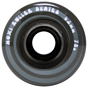 MOXI Juicy Wheel - 65x40mm/78A - Smoke Black