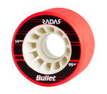 RADAR Bullet Wheel - 59x38mm/95A