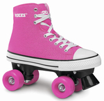 ROCES Rollerskates Chuck Outdoor Pink
