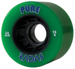 RADAR Pure Wheel 66x38mm/78A - green