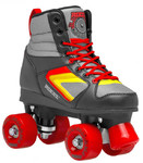 ROCES Rollerskates Kolossal Black-Grey-Yellow
