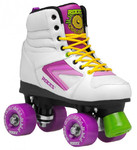 ROCES Rollschuhe Kolossal White-Purple-Yellow