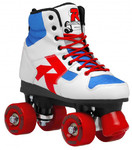 ROCES Rollerskates Disco Palace White-Blue-Red