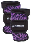 SMITH Leopard Purple Wristguards