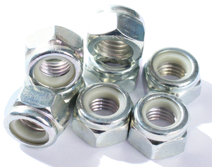 ROLL LINE 7mm Axle Lock Nuts - 8 Pack