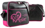 RIO ROLLER Fashion Bag Black/Pink