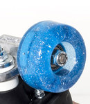 RIO ROLLER Light Up Wheel - 58x32mm/82A - Blue Glitter