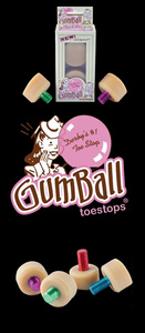 GUMBALL '15 Toe Stops 71A