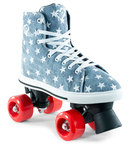 RIO ROLLER Rollschuhe Canvas Style Blue Jeans