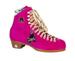 MOXI Rollerskates Lolly Fuchsia Boot