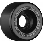 ROLLERBONES Super Elite Artistic Wheel - 57x30mm/101A - Black - 8-Pack