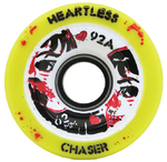 HEARTLESS Chaser Wheel - 62x35mm/92A - Lemon