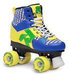 ROCES Rollerskates Disco Palace Blue-Yellow