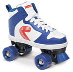 ROCES Rollerskates Hoop White-Blue